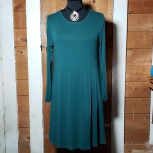 Old Navy Dresses - Old Navy Green Sweater Dress